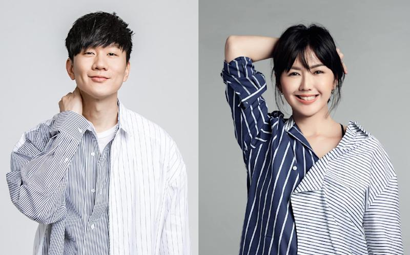 Singaporean Mandopop singers JJ Lin and Stefanie Sun Yanzi. (Photos: JJ Lin, Stefanie Sun)