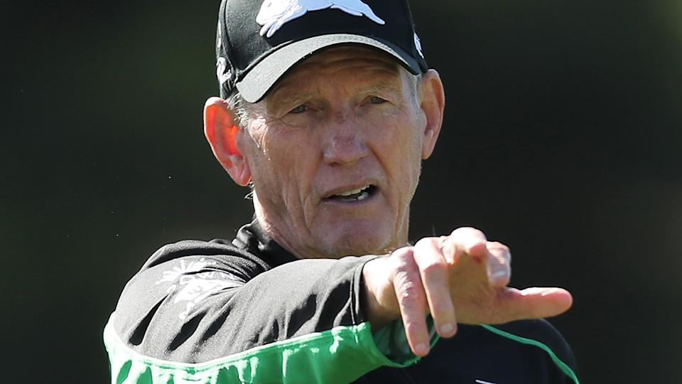 Wayne Bennett pulled off a typically canny feat at the selection table for the last round of the NRL. (Photo by Matt King/Getty Images)