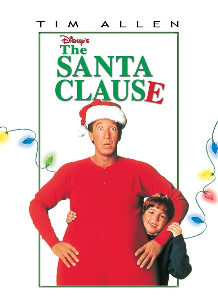 Go all-in for Allen with Disney+'s 'Santa Clause' trilogy. (Photo: Disney)