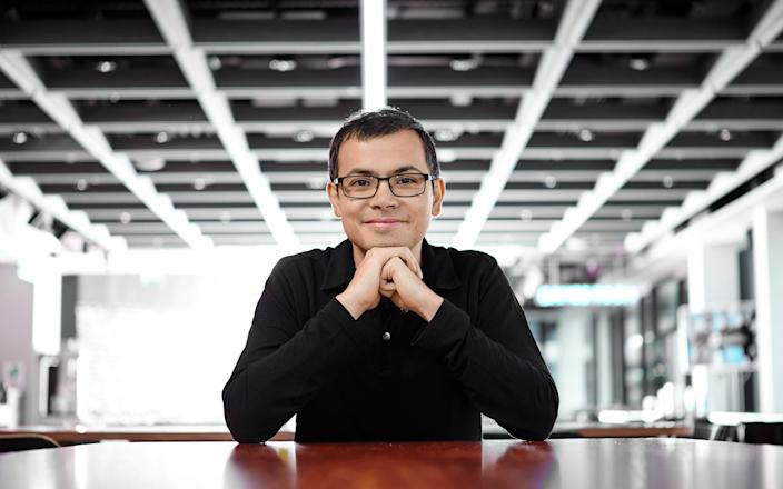 Demis Hassabis the co-founder and CEO of DeepMind  - DeepMind