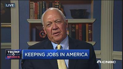 John Bassett, CEO, Vaughan-Bassett Furniture Co., discusses what Trump must do to fulfill his promise of keeping jobs in America.