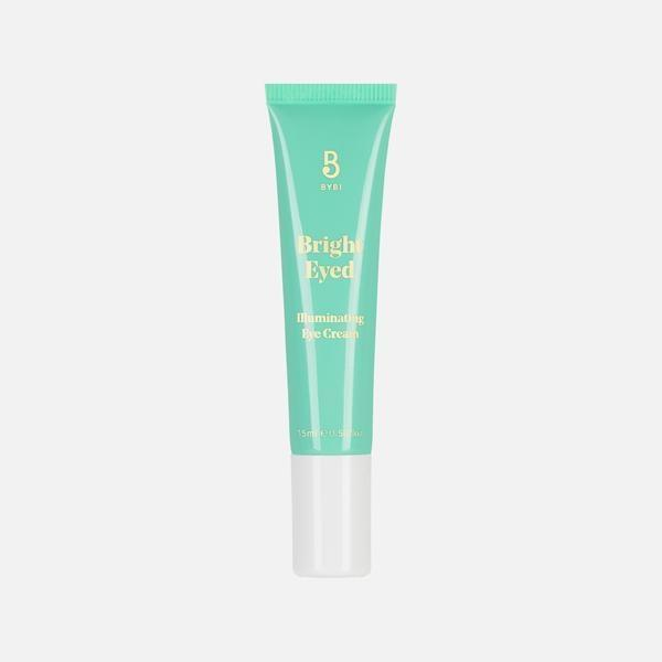 <p>BYBI is a vegan, sustainable skin-care brand that just launched stateside. The <span>Bright Eyed</span> ($15) has a rosy pink color to it to help brighten under-eye bags.</p>