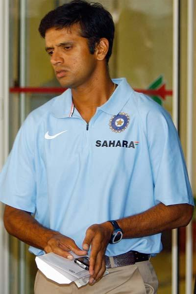 Dravid was once again dropped from the ODI squad in 2007, soon after he stepped down as India's captain. Two years later, he was called back in bid to help the Indian team tackle the bouncy pitches in South Africa for the Champions Trophy. Two months later he was dropped again.