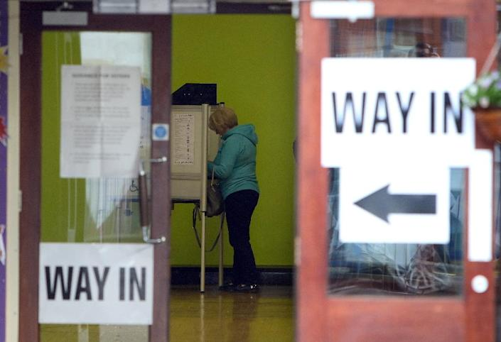 Study suggests that elected leaders may indeed age more quickly (AFP Photo/Paul Faith)