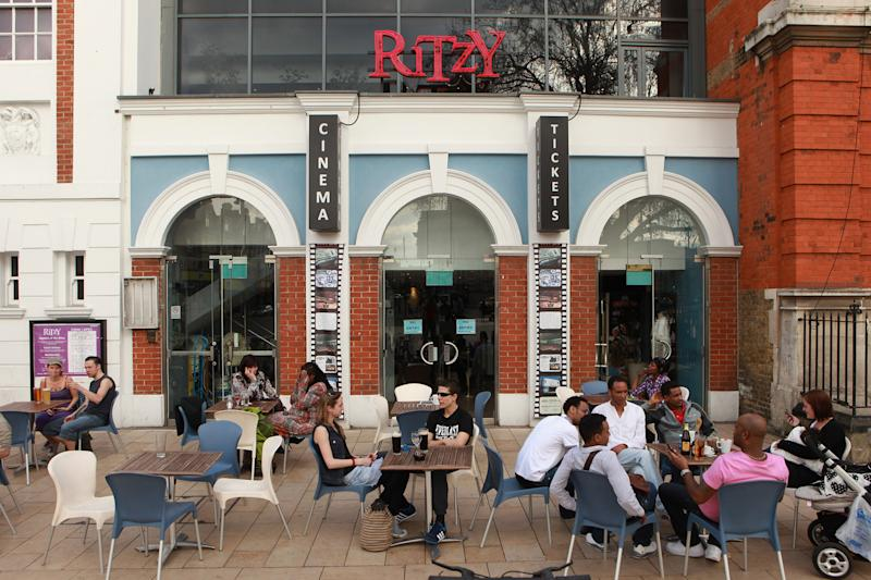 Strike: Workers at The Ritzy in Brixton and other Picturehouse cinemas are planning strike action: Getty