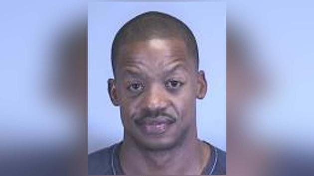Steve Francis takes another mugshot. (Manatee County Sheriff's Office)
