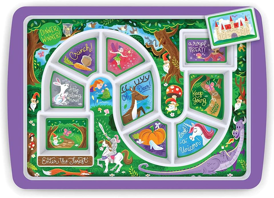 <p><span>Fred &amp; Friends Enchanted Forest Kid's Dinner Tray</span> ($18, originally $20)</p>