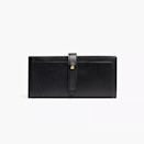 """Come for the billowy tops and on-point denim; stay for the affordable leather goods—and this sleek black number doesn't disappoint. It's like the LBD, wallet edition. $78, Madewell. <a href=""""https://www.madewell.com/the-post-wallet-J8797.html"""" rel=""""nofollow noopener"""" target=""""_blank"""" data-ylk=""""slk:Get it now!"""" class=""""link rapid-noclick-resp"""">Get it now!</a>"""