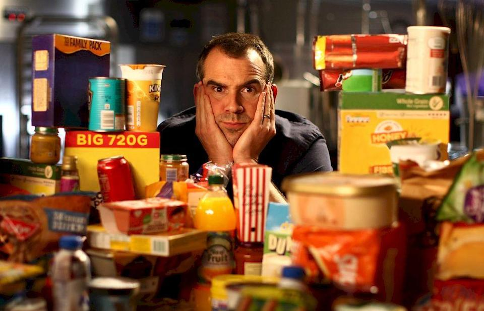 Dr Chris van Tulleken ate ultra-processed food for a month to study its impact in the BBC documentary 'What Are We Feeding Our Kids?'. — Picture courtesy of BBC Studios