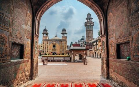 Lahore, Pakistan - Credit: GETTY