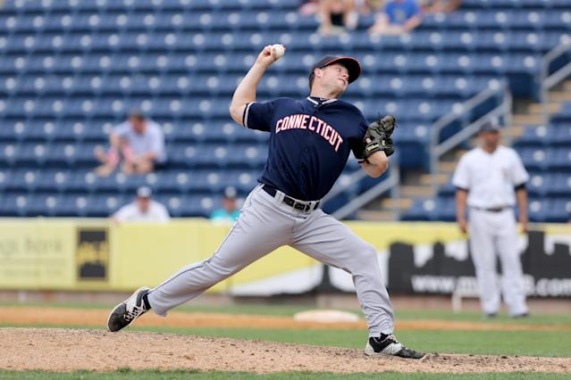 The Connecticut Tigers rebranded as the Norwich Sea Unicorns, but that may not last for long. (AP Photo/Gregory Payan)