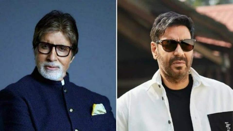 Ajay Devgn all set to direct Amitabh Bachchan in