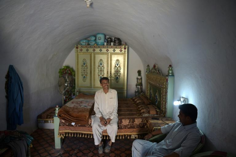 The modern-day cave dwellers recommend the structures as ideally suited to Pakistan's weather