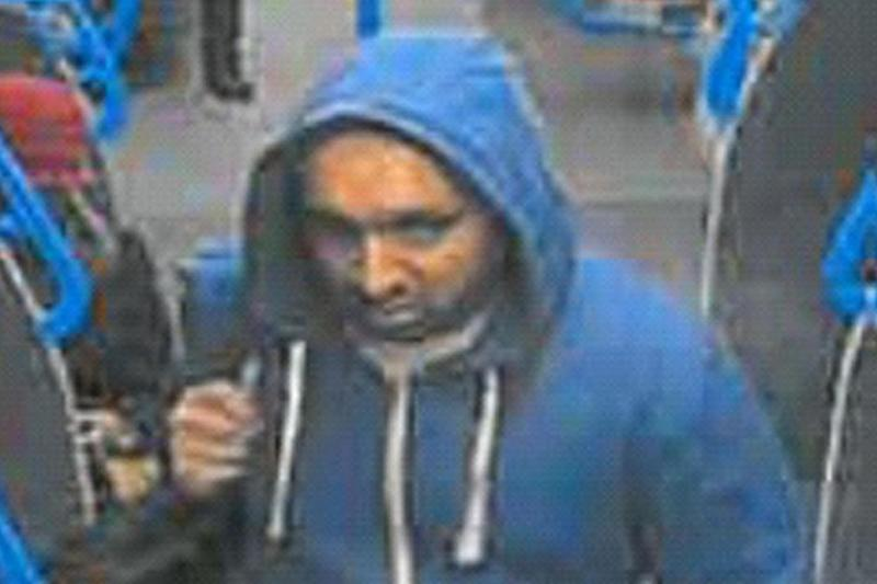 Appeal: Police want to find this man: BTP