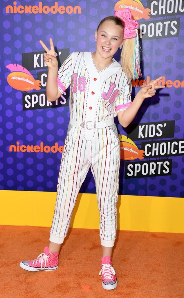 JoJo Siwa, Nickelodeon Kids Choice Sports 2018
