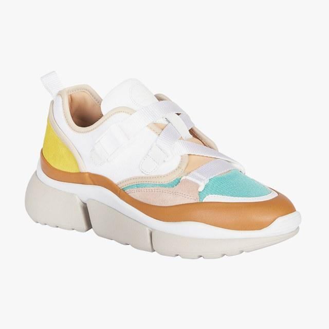 Chloé low-top sneakers, $620, saks.com