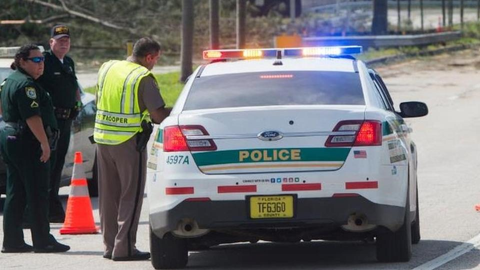 A photo of a Florida Highway Patrol vehicle