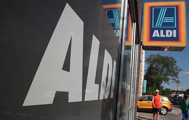 Aldi has won a host of prizes for it's alcohol. Photo: Getty