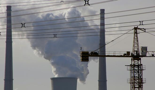 Coal accounted for about 58 per cent of primary energy consumption in China last year. Photo: Reuters