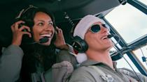 """<p>In this romantic comedy, a congressional aide named Erica (Kat Graham) forms an expected bond with her guide (Alexander Ludwig) during an assignment at an Air Force base. </p> <p>Watch <a href=""""https://www.netflix.com/search?q=Operation%20Christmas%20Drop&amp;jbv=81026186"""" class=""""link rapid-noclick-resp"""" rel=""""nofollow noopener"""" target=""""_blank"""" data-ylk=""""slk:Operation Christmas Drop""""><strong>Operation Christmas Drop</strong></a> on Netflix now.</p>"""