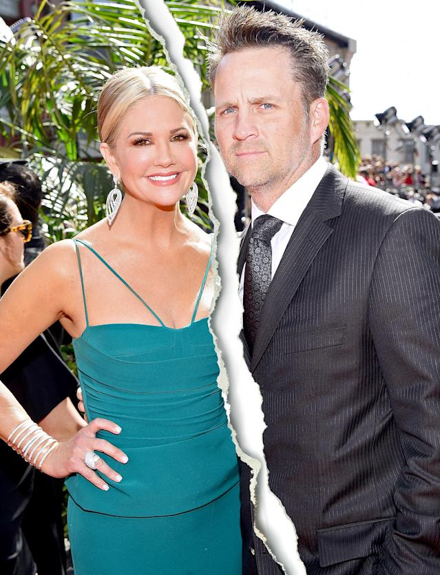 'Entertainment Tonight' host Nancy O'Dell separated from her husband, Keith Zubulevich, after more than 10 years of marriage, a source confirms to Us Weekly — read more