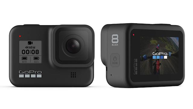 GoPro Hero 8 Black - the best all-round action camera