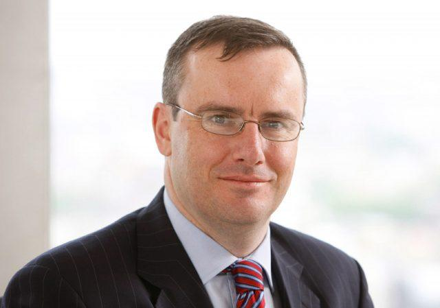 Simon Kirby, former chief executive of HS2 (Network Rail/PA)