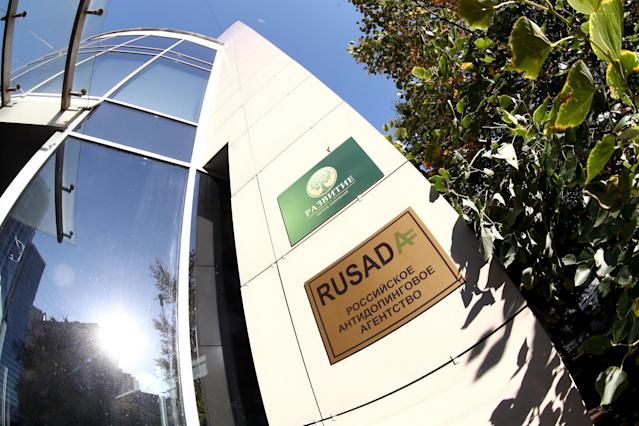 Russia's ban was lifted in 2018 after being named compliant with WADA. (Getty Images)