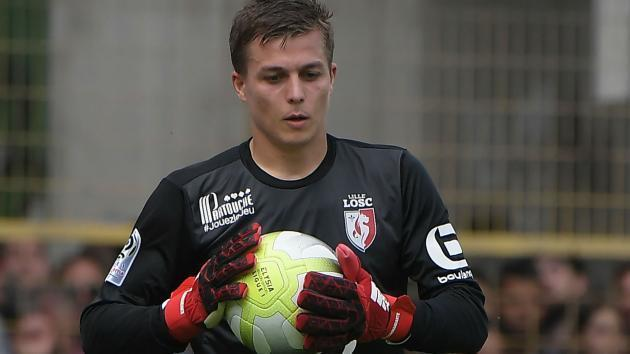 Lille field three goalkeepers during incredible Ligue 1 match