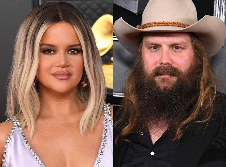 Maren Morris, Chris Stapleton