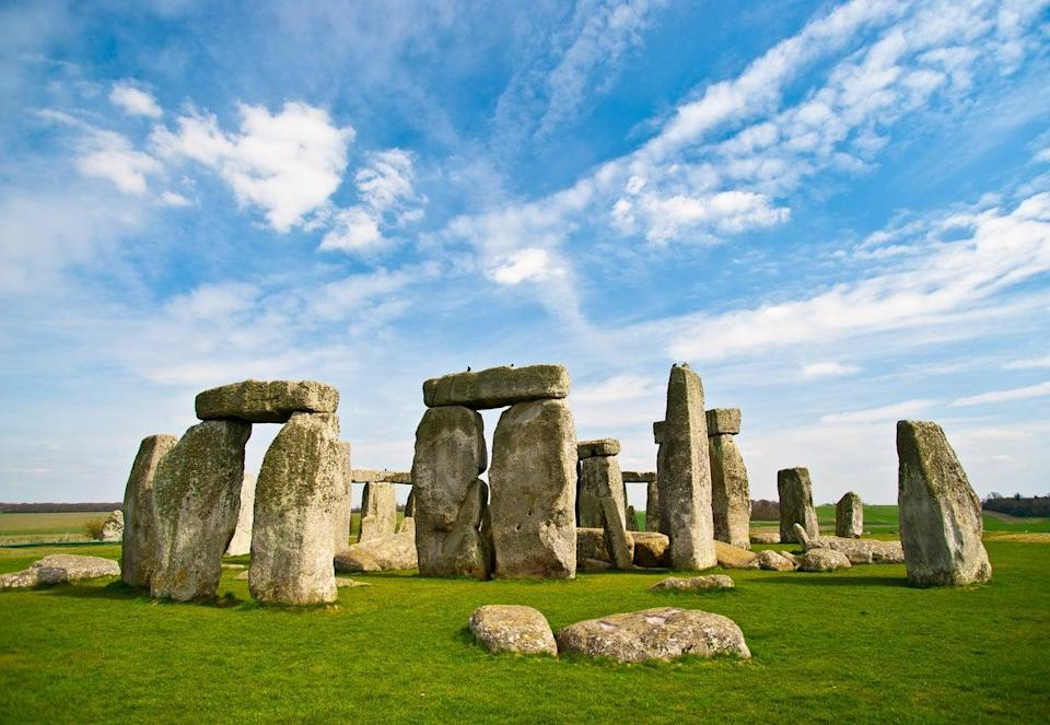 Stonehenge in all its glory (Getty Images/iStockphoto)