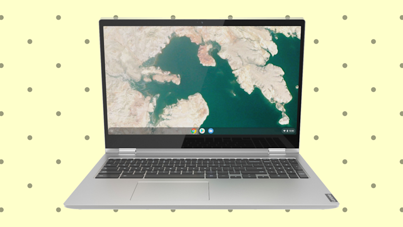The solution to your laptop troubles is just $349 right now. (Photo: Lenovo)