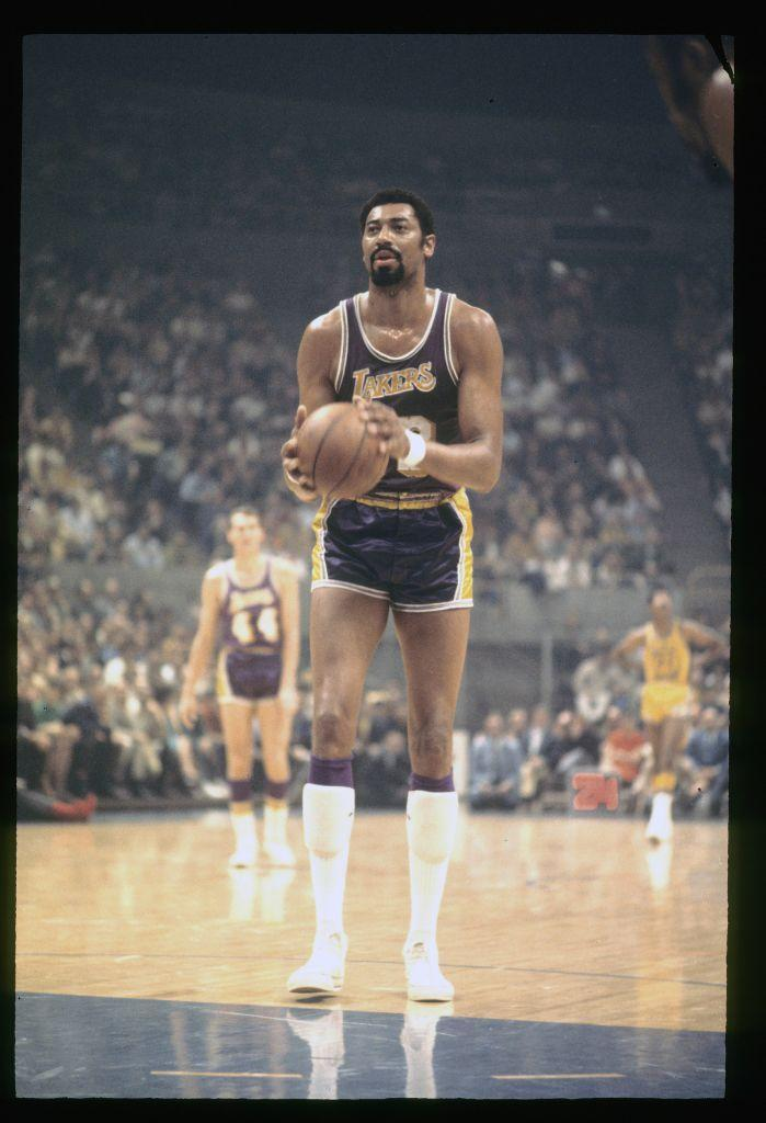 """<p>Wilt Chamberlain played at the University of Kansas for two seasons before he left to <a href=""""https://www.britannica.com/biography/Wilt-Chamberlain"""" rel=""""nofollow noopener"""" target=""""_blank"""" data-ylk=""""slk:play with the Harlem Globetrotters"""" class=""""link rapid-noclick-resp"""">play with the Harlem Globetrotters</a>. However, during his time at the school, he was a member of <a href=""""https://capitalcitykappas.com/fraternity/notable-kappas/"""" rel=""""nofollow noopener"""" target=""""_blank"""" data-ylk=""""slk:Kappa Alpha Psi"""" class=""""link rapid-noclick-resp"""">Kappa Alpha Psi</a>. </p>"""