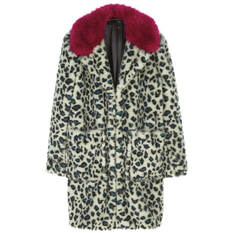 "<p><a rel=""nofollow"" href=""http://www.asos.com/asos/asos-faux-fur-coat-in-leopard-print-with-contrast-collar/prd/6912090?iid=6912090&clr=Leopard&SearchQuery=faux%20fur%20coat&pgesize=36&pge=0&totalstyles=303&gridsize=3&gridrow=5&gridcolumn=3""><em>ASOS, was £85, now £51</em></a> </p>"