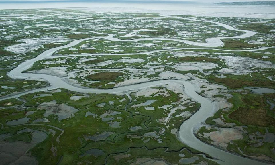 The soil of Alaska's tundra are taking longer to freeze over than in past decades.