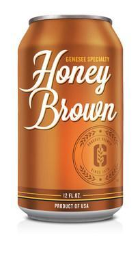 Genesee's Honey Brown Lager, a lighter option perfect for fall.