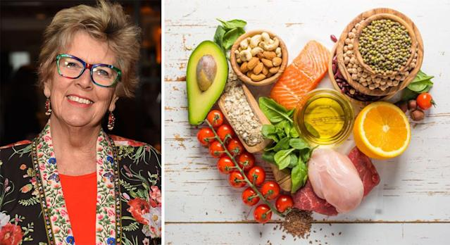 'Great British Bake Off' judge Prue Leith has warned about the dangers associated with clean eating [Photo: Getty]