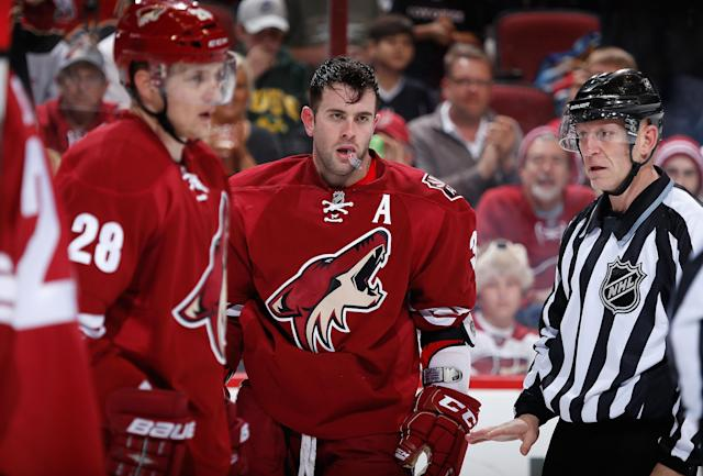 Keith Yandle sent to Rangers for package including Anthony Duclair