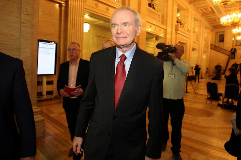 Martin McGuinness: The former IRA leader died aged 66