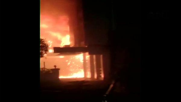 Vijayawada: Fire at Covid facility in India kills at least seven