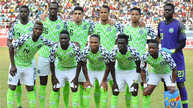 d007ec8202 EXTRA TIME  Nigeria President bids farewell to Super Eagles ahead of 2018  World Cup