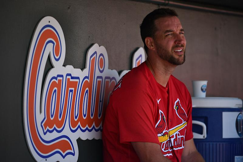 St. Louis Cardinals pitcher Adam Wainwright.