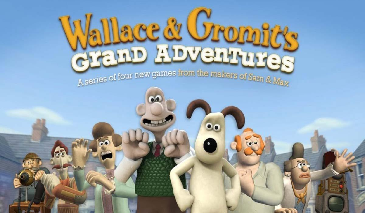 Britain's biggest names in animation have come to conquer gaming. (Photo: Amazon)