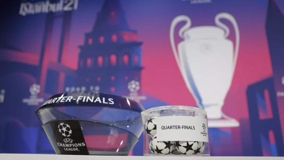 Champions League, quarter-finals draw: Bayern to face PSG