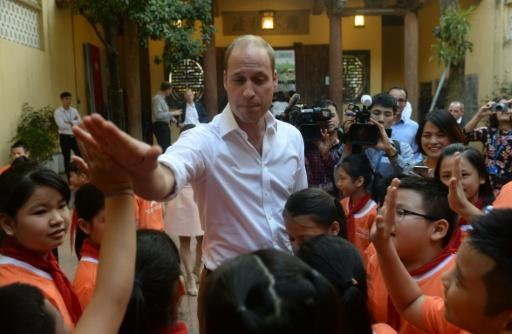 Prince William warns of looming threat of extinction