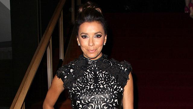 Eva Longoria Settles Car Accident Lawsuit