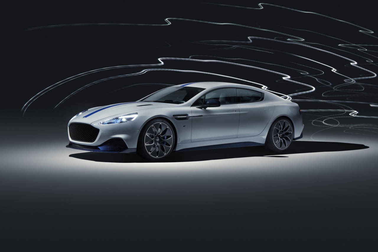 "<p><strong><em>UPDATE:</em></strong><em> Well, that was quick. As of January 10, the <a href=""https://www.autoblog.com/2020/01/10/aston-martin-rapide-ev-canceled-report/"">Rapide E has reportedly been cancelled</a> due to money problems at Aston Martin. Looks like we'll be waiting a little longer for an electric Aston. Here's hoping plans for the <a href=""https://www.autoblog.com/2019/03/05/lagonda-all-terrain-concept-electric-suv-geneva-rr47yj81/"">Lagonda SUV</a> don't get derailed as well. Our original text follows:</em></p> <p>We love the sound and feel of 12 cylinders firing in concert, which is why the <a href=""https://www.autoblog.com/2019/04/15/aston-martin-rapide-e-electric-fd7ks49g/"">Rapide E</a> has a lot to live up to. Replacing that experience with an equally exciting electric one is a tall order, but that's exactly what Aston Martin has promised. This won't be quite the momentous and far-reaching rollout as some of the other more attainable EVs on this list — only 155 Rapide E examples will be produced — but it'll be a tricky feat for this legendary legacy performance brand to produce a <a href=""https://www.autoblog.com/2019/03/14/james-bond-007-electric-aston-martin/"">Bond-worthy</a> electric.</p>"