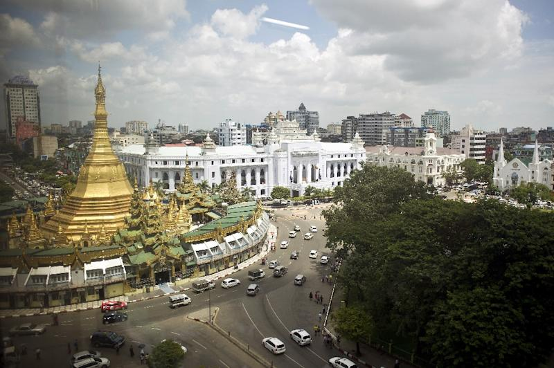 Image result for myanmar country infrastructure