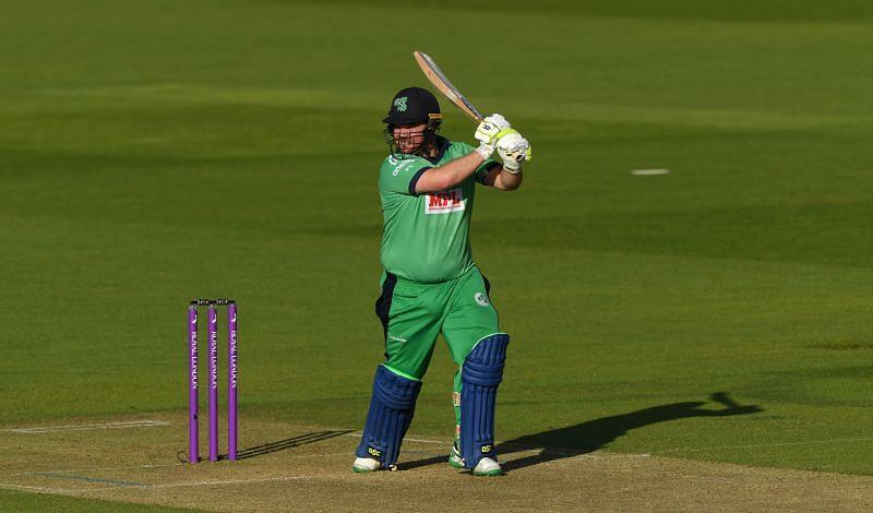 Ireland finally tasted victory courtesy Paul Stirling's blitz.