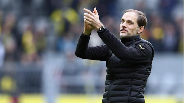 Borussia Dortmund coach Thomas Tuchel and Marco Reus are optimistic over their chances of beating Monaco in the Champions League.